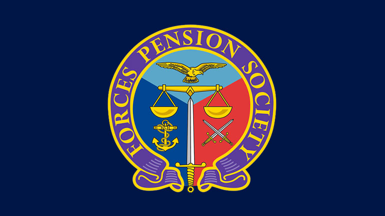 Forces Pension Society logo